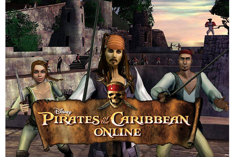 Pirates of the Caribbean Online | MMOHuts