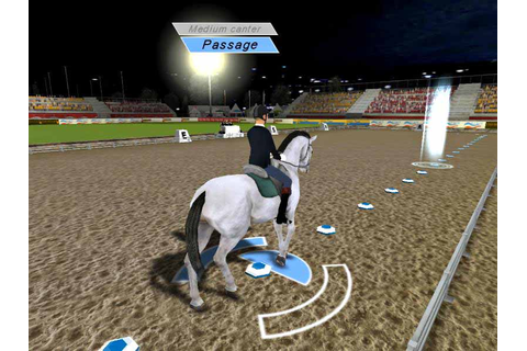 Lets Ride Riding Star Game for PCHorse Games