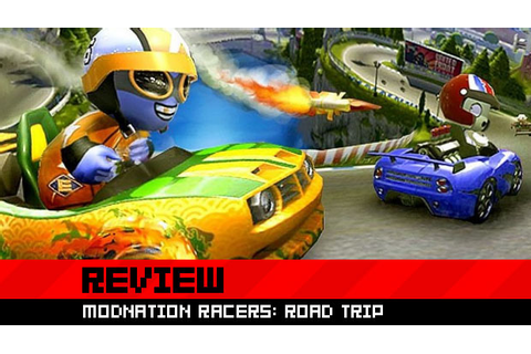 Review: ModNation Racers: Road Trip