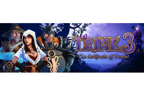 Trine 3: The Artifacts of Power - PC - Digital Games