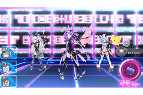PS Vita idol game Hyperdimension Neptunia Producing ...