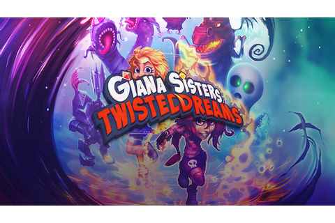 Giana Sisters: Twisted Dreams - Download - Free GoG PC Games