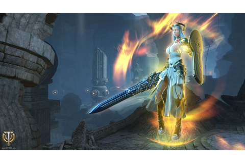 Play Like a God, Play it Free: Skyforge | Get Beta Keys