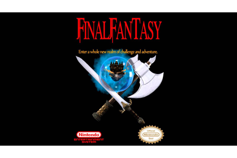 Final Fantasy(NES) Chaos - YouTube