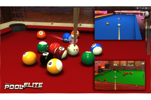 Pool Elite Review - Play Games Like