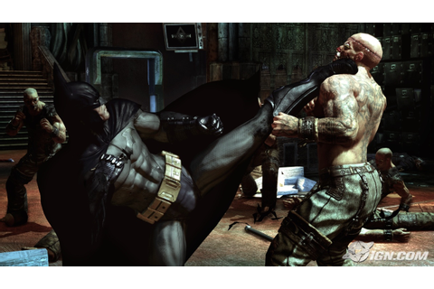 Batman Arkham Asylum Full Game [PC] | HIGHLY COMPRESSED GAMES