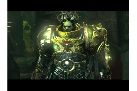 Warhammer 40K Inquisitor - Martyr Gameplay Demo - IGN Live ...
