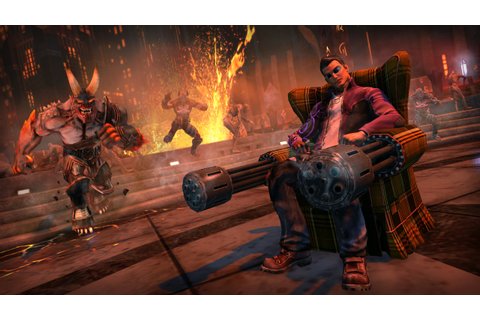 Gat Out of Hell turns Saints Row IV into a Broadway ...
