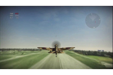 IL-2 Sturmovik Birds Of Prey - How to Land a Spitfire and ...