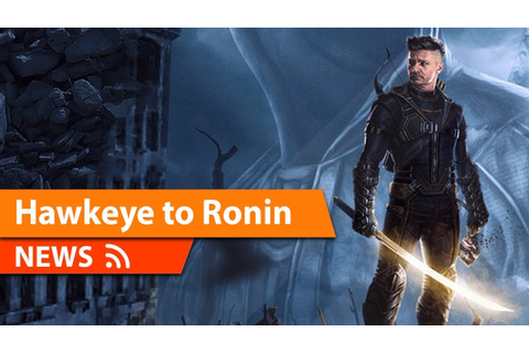 Why is Hawkeye now Ronin in Avengers Endgame Theory - YouTube