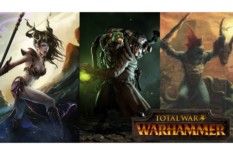 Total War Warhammer Game 2 Will be Announced on March 31 ...