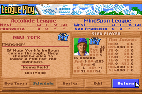 Download HardBall III: MLBPA Players Disk - My Abandonware