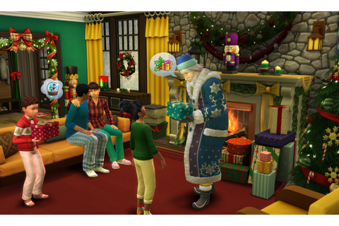 The Sims 4 Seasons – GAMING TREND