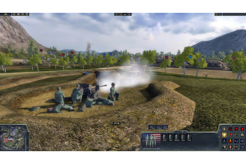 Theatre of War 3: Korea Game Full Download - Donlout