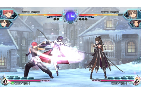 Blade Arcus from Shining hits Japanese arcades this week ...