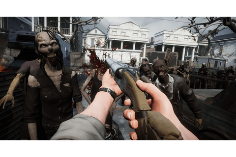 Upcoming The Walking Dead Saints & Sinners VR Game Gets ...