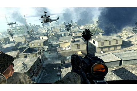 Download Call of Duty 4 Modern Warfare Full Version PC ...