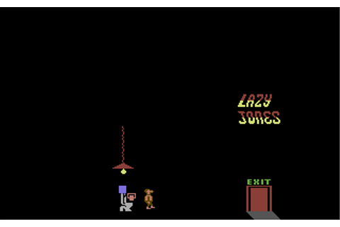 Download Lazy Jones (Commodore 64) - My Abandonware