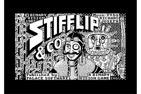stifflip & co © palace software (1987)