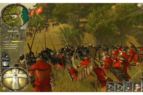 Crusaders: Thy Kingdom Come - Download Free Full Games ...