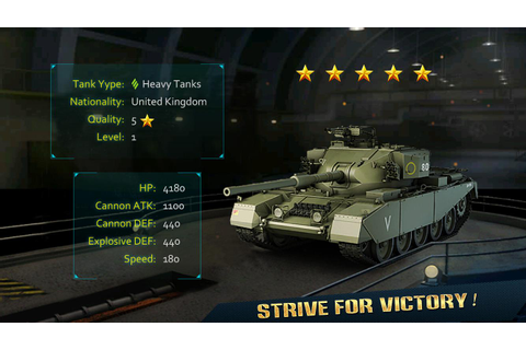 Tank Commander - English - Android Apps on Google Play