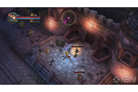 Dungeon Hunter: Alliance Screenshots, Pictures, Wallpapers ...