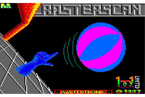 Download Rasterscan - My Abandonware