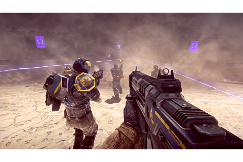 PlanetSide 2 For PS4 Now Available On PS Store; 10.7GB ...