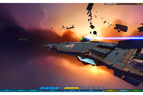 Homeworld 2 – Battlecruiser | M_the_C