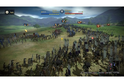 Download Nobunagas Ambition Sphere of Influence for PC ...