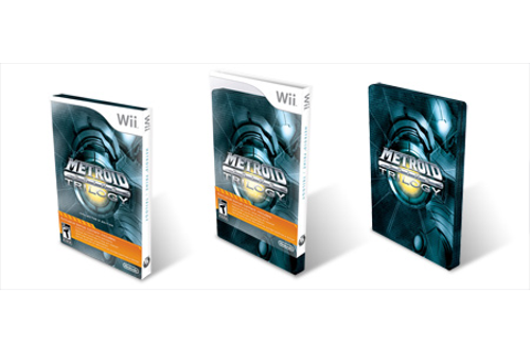 Amazon.com: Metroid Prime Trilogy: Collector's Edition ...