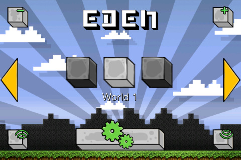 Eden - World Builder Is No Paradise - AppAddict.net