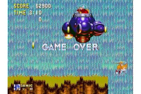 Game Over: Sonic the Hedgehog 3 - YouTube