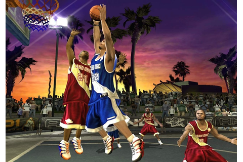 And 1 Streetball Screenshots - Video Game News, Videos ...
