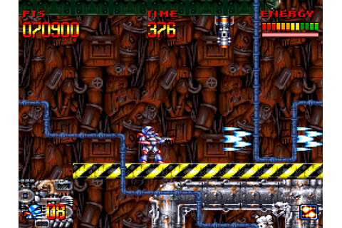 Super Turrican (USA) ROM