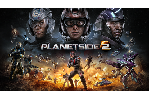 PlanetSide®2 Game | PS4 - PlayStation