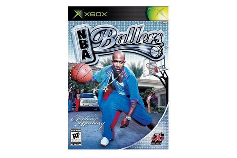 NBA Ballers XBOX game MIDWAY - Newegg.com