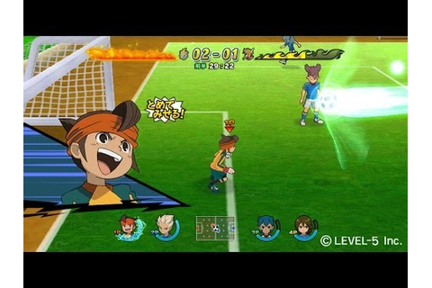 How to DOWNLOAD inazuma eleven strikers For Free Full PC ...