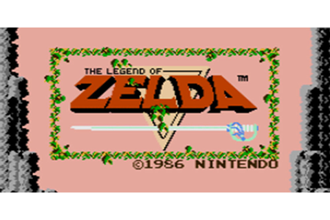 The Legend of Zelda | NES | Games | Nintendo