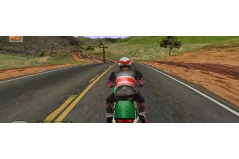 Road Rash 3D (PSX) - Download Game PS1 PSP Roms Isos and ...