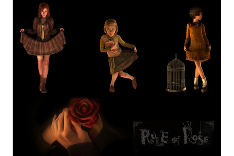 Rule of Rose full game free pc, download, play. do