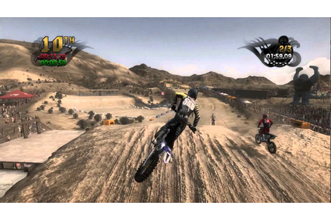 Mx Vs Atv Reflex Gameplay Episode 1 Xbox 360 - YouTube