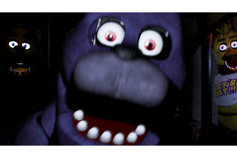 WARNING: SCARIEST GAME IN YEARS | Five Nights at Freddy's ...