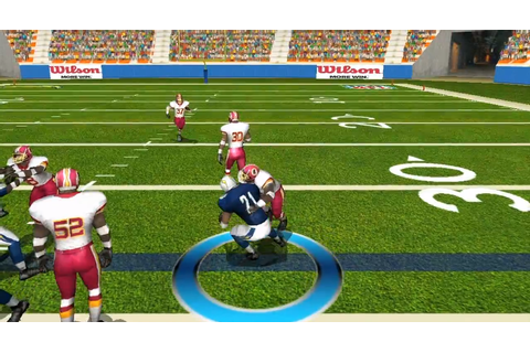 Gameloft's NFL Pro 2013 for Android, Free to Play Football ...