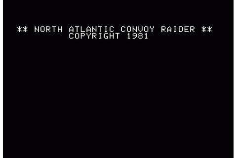 Download North Atlantic Convoy Raider - My Abandonware