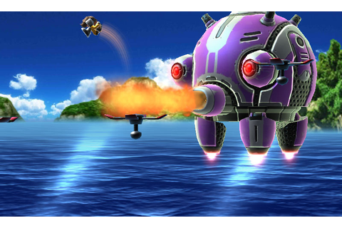 Jett Rocket II - The Wrath of Taikai (3DS eShop) News ...