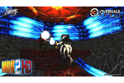 MDK 2 HD - Download Free Full Games | Arcade & Action games