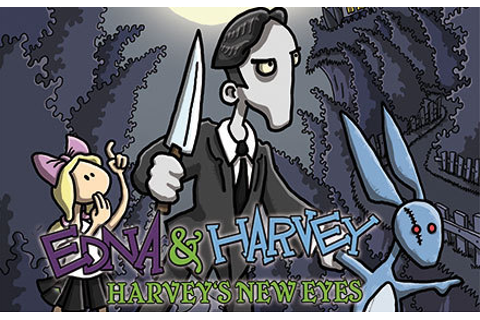 Edna & Harvey: Harvey's New Eyes | wingamestore.com