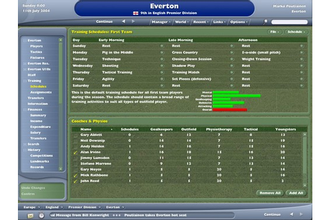 Football Manager 2006 Free Download Full PC Game | Latest ...