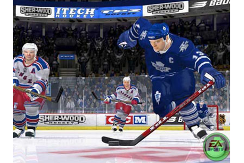 NHL 06 - Full Version Game Download - PcGameFreeTop